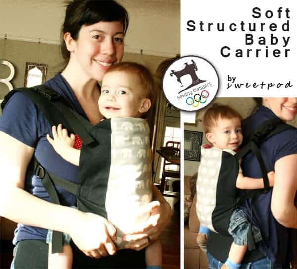 SweetPod Soft Structured Baby Carrier