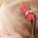 Guest Post: Wee Little Hair Clips