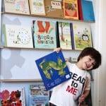 Forward Facing Kids Bookshelves