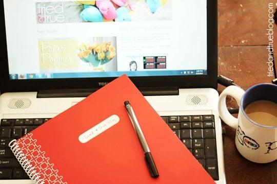 Wonderful Blog Organizer