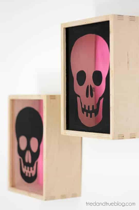 Customizable Skull Frames