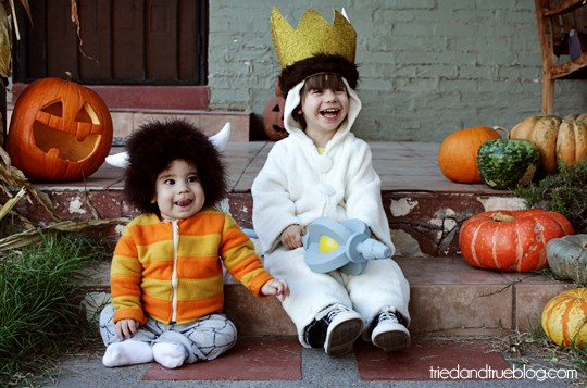 Where the Wild Things Are. Marathon Runner Costume  sc 1 st  The Crafted Sparrow & Last Minute Halloween Costume Ideas