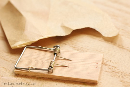 Mouse Trap Clips - Sand off image