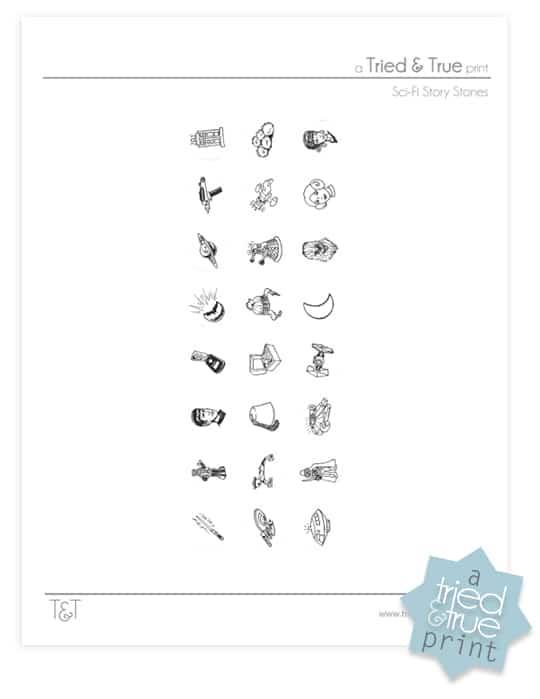 scifistoSci-Fi Story Stones : Free Printablerystones_printable_Sm