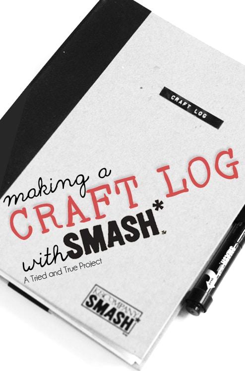 Making a Craft Log with Smash