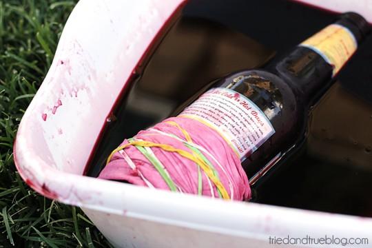 Natural Dye & Shibori - Band Soak