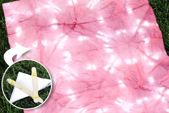 Natural Dye & Shibori - Result03