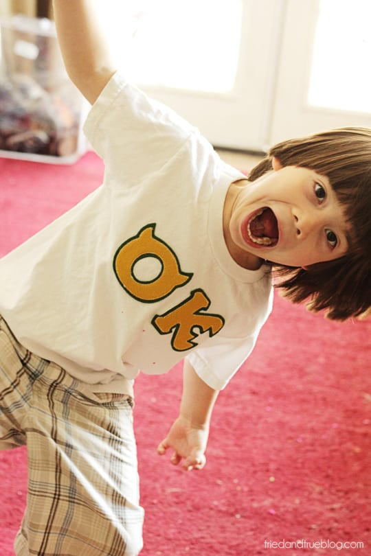 Oozma Kappa T-Shirt - Crazy