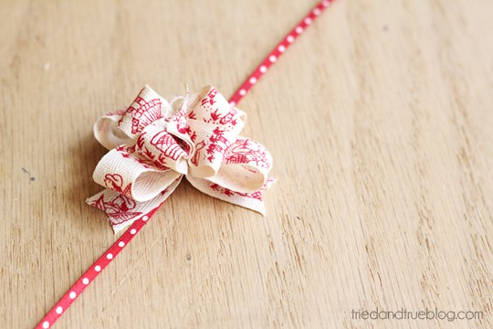 Make A Bow in 15 Minutes - Done