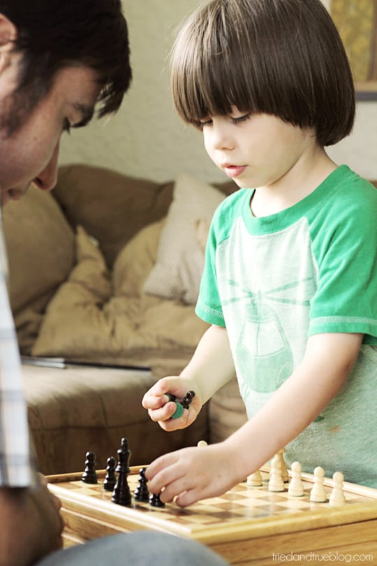 Intro to Chess for Young Kids - Set Up