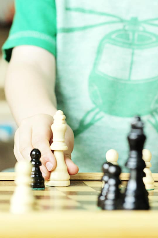 Intro to Chess for Young Kids - Move
