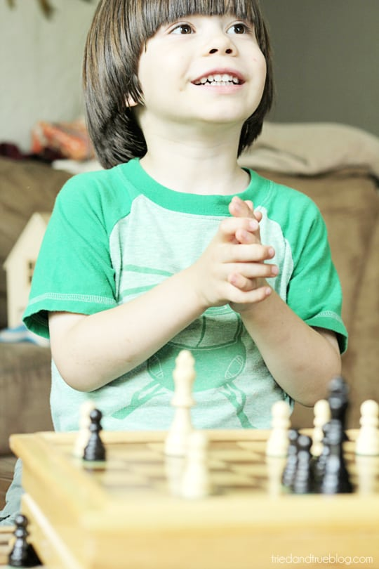 Intro to Chess for Young Kids - Locked