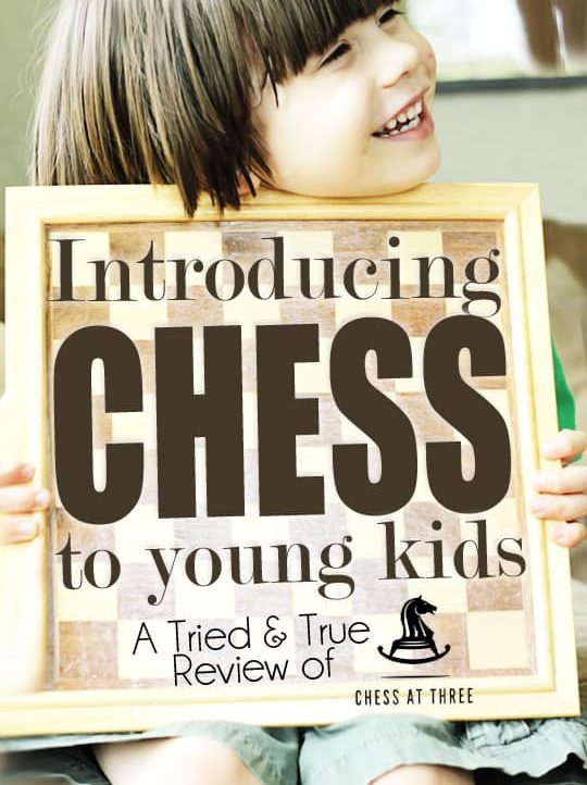 A great curriculum to introduce Chess to kids!