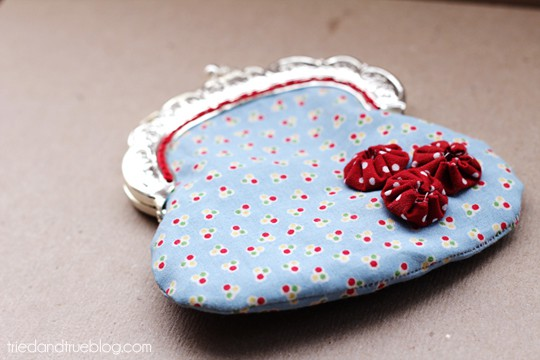 Vintage Coin Purse - Done