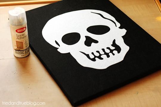calaveMix-n-Match Calavera Art - Adhere skull