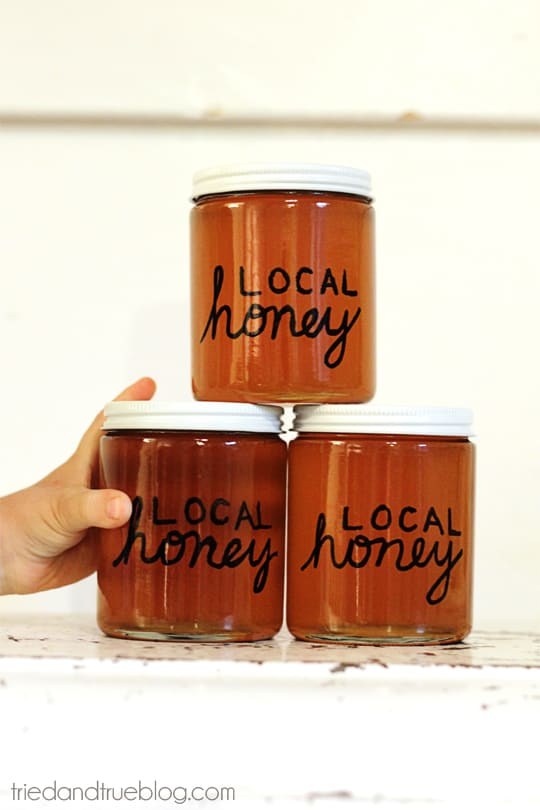 Harvesting Honey on the Cheap - Gifts