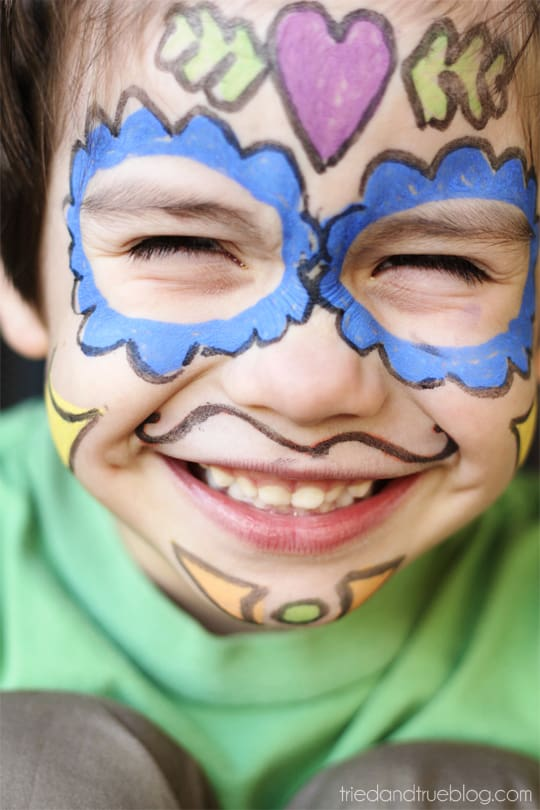 Face Painting Tips & Tricks - Giddy