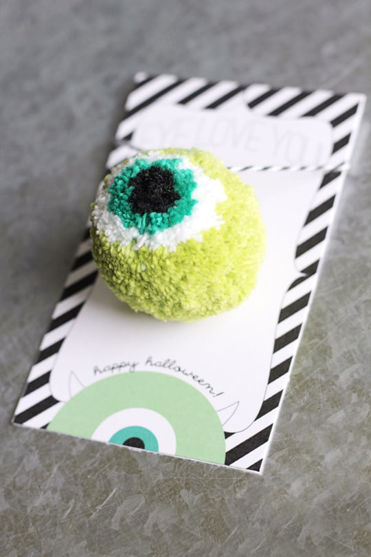 Eye Love You Halloween Gift - Ready to Gift!