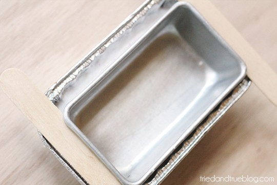Customized Butter Mold - Press down tin