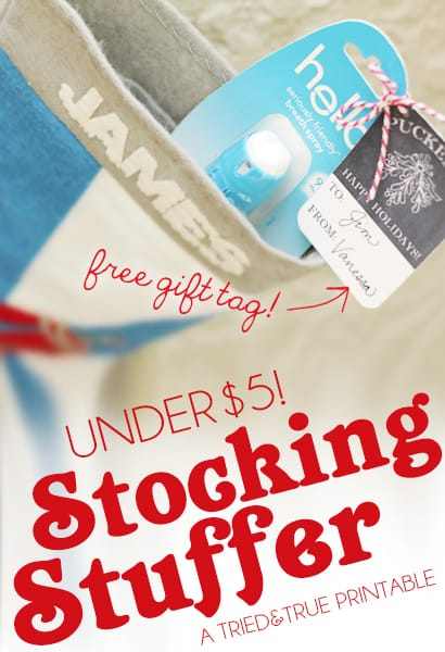 Includes a free T&T gift tag!
