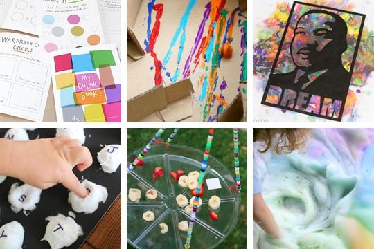 Amazing Activities for Kids – 2013