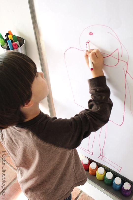 Organizing An Art Center - Draw