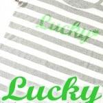 Neon Lucky T-Shirt