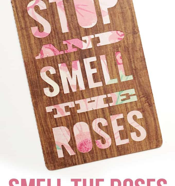 """""""Smell The Roses"""" Tea Party Invite - A Tried & True Free File"""
