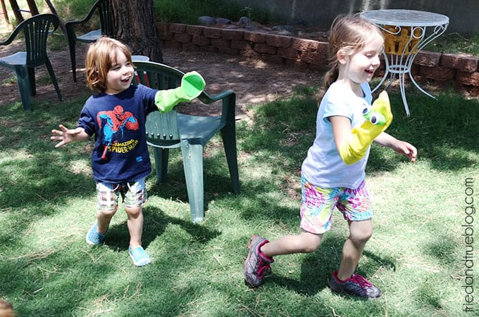 How To Throw A Crazy Summer Playdate - Fun