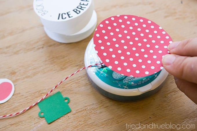 Ice Breaker Back-To-School Teacher's Gift - Paste in place