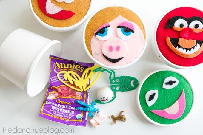 Muppet Party Favor - Treats
