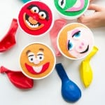 Muppet Party Favors