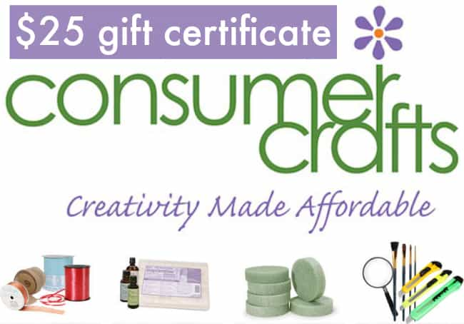 Scarf Week Giveaway - Consumer Crafts