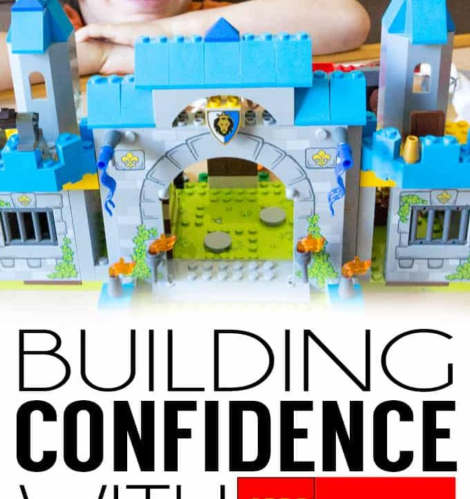 Building with Legos & Creativity Free Printable - How the Lego Juniors sets buid confidence in beginner makers!