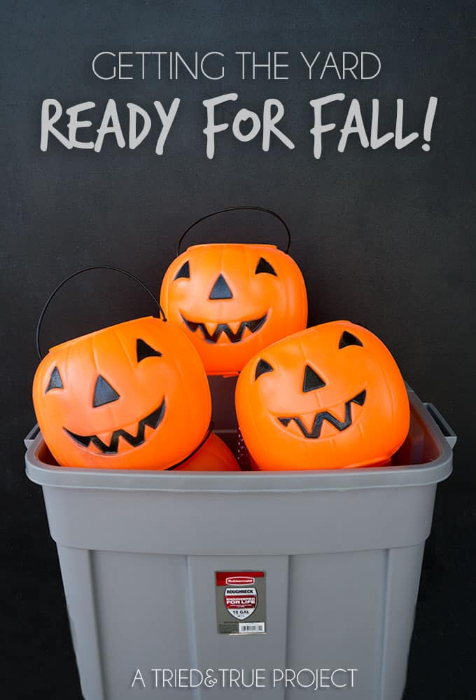 How To Make A Halloween Pumpkin Archway: Getting Ready for Fall!