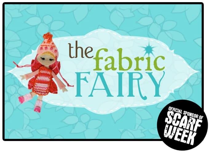 Scarf Week - The Fabric Fairy
