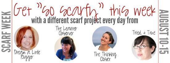 Scarf Week 2014 - Meet the team!