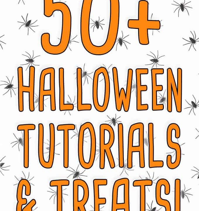 50+ Halloween Projects and Treats to enjoy in one place!