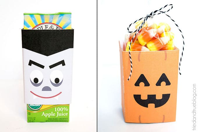Halloween Treat Boxes - Other Uses