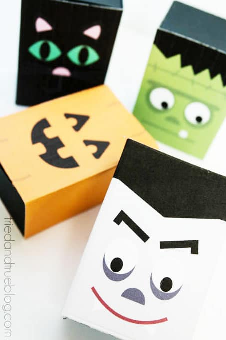Halloween Treat Boxes - Tons of uses!