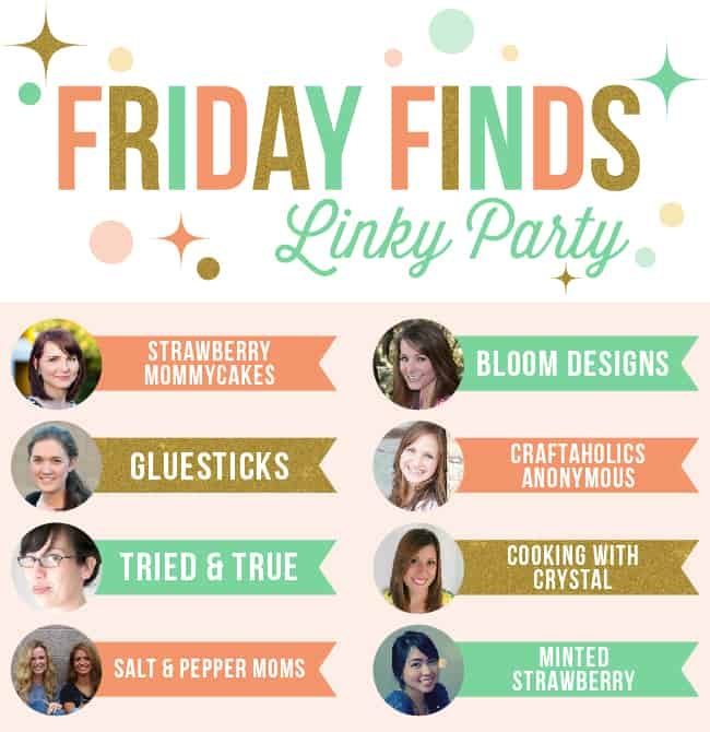 Friday Finds Linky Party