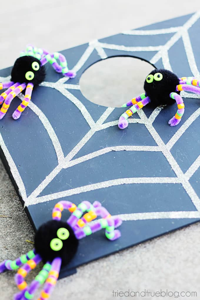 Corn Hole Halloween Party Game - The perfect party game!
