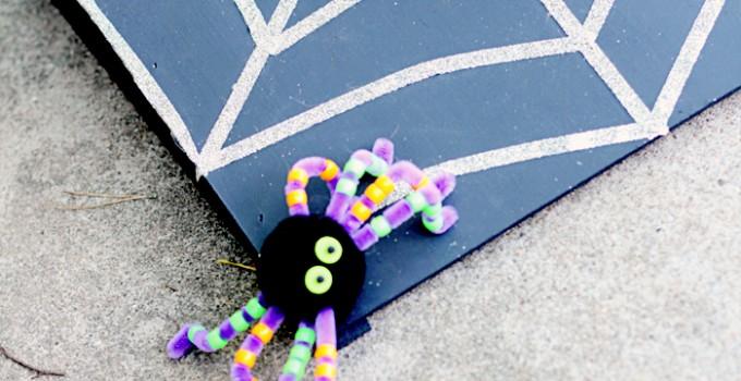 Cornhole Halloween Party Game
