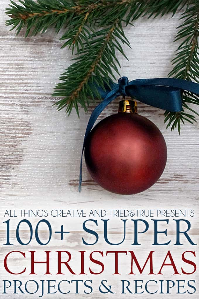 100+ Super Christmas Projects & Recipes