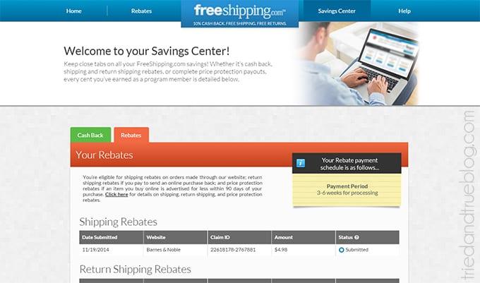 Gift Shopping List Free Printable - Rebates