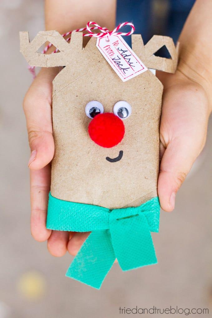 Rudolph Gift Card Holder - Gift
