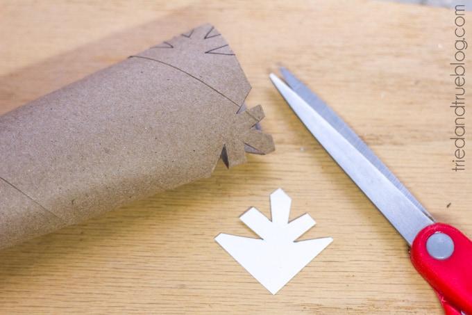 Rudolph Gift Card Holder - Cut
