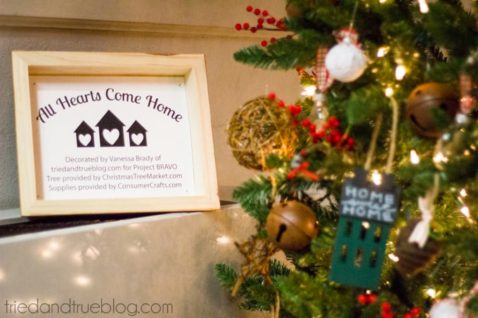 """""""All Hearts Go Home"""" Christmas Tree Decorations - Sponsors"""