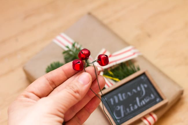 Chalkboard Gift Tags and Ornaments - Berries