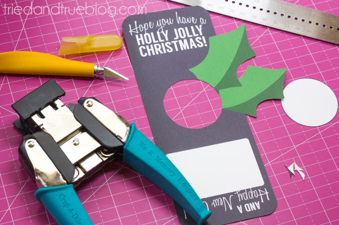 Last Minute Lip Balm Christmas Gift - Supplies